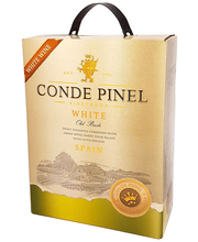 Conde Pinel White vein 12% 3 L