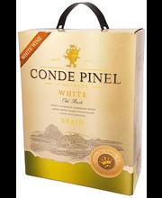 Conde Pinel White vein 12% 3 L