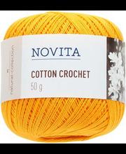 Lõng Cotton Crochet 50 g võilill