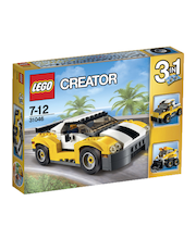 Lego Creator Kiire auto 31046