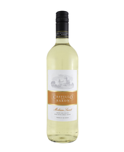 Castillo Del Baron White Medium Sweet vein 11% 750 ml
