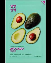 Näomask pure essence avocado