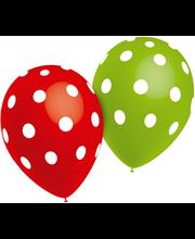 Õhupallid Täpid 8 tk