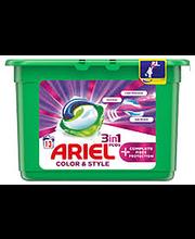 Ariel+ Color Style pesugeelikapslid 13 tk