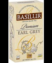 Premium Earl Grey must tee,  25x 2 g