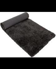 Vaip Fluffy 70 x 200  cm, hall, 100 % polüester, kaal 3000 gsm