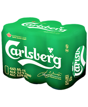 Carlsberg õlu 6-pakk 2,64L