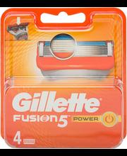 Varuterad Gillette 5 Fusion power 4 tk