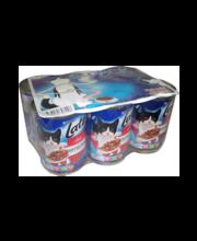 Täissööt kassidele 6 × 400 g