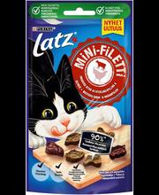 Latz minifileed kana- ja veiselihaga, 40 g