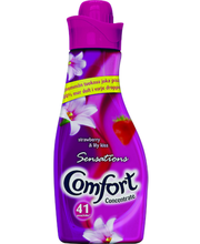 Comfort Sensations Strawberry&Lily Kiss loputusvahend 750 ml,...