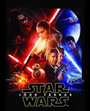 Dvd Star Wars: Jõud tärkab