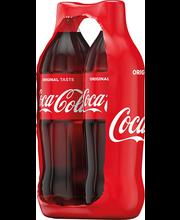 Coca-Cola 2-pakk, 3l