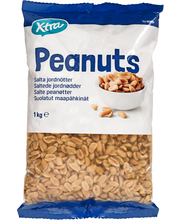 X-tra soolapähklid 1 kg