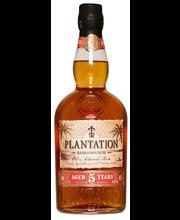 Plantation Barbados Rum Grand Cru 5 YO rumm 700 ml