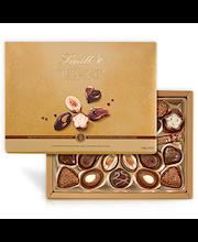 Lindt Swiss Luxury Selection šokolaadi assortii 230 g