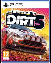 PS5 mäng Dirt 5