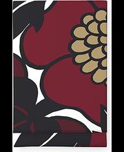 Laudlina Annukka 145x250 cm, tumepunane