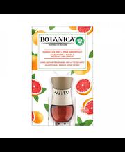 AIR WICK Botanica EL. komplekt Mint & Grapefruit 19 ML