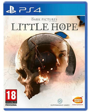 PS4 mäng The Dark Pictures Anthology - Little Hop