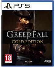 PS5 mäng Greedfall Gold Edition