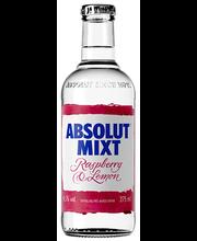 Absolut Mixt vaarikas-sidrun 275 ml