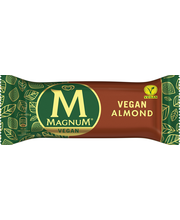 Mandlijäätis, vegan, 90 ml