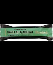Proteiinibatoon sarapuupähkli- nugati, 55 g