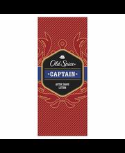 Habemeajamisjärgne näovesi Captain 100 ml