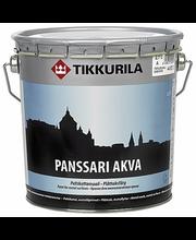 Akrülaat plekk-katusevärv PANSSARI AKVA A 2,7 l