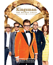 Dvd Kingsman: Kuldne ring