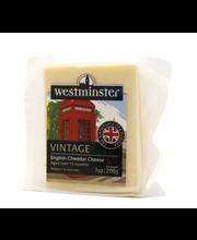 Cheddari juust Vintage, 200 g