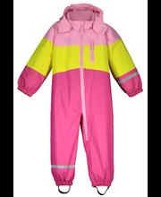 Laste vihma-kombinesoon Taslan, roosa 86
