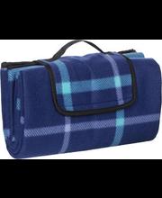 Piknikutekk 130x150 cm, sinine