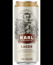 Karl Friedrich Lager õlu 1L