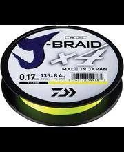 Õngenöör J-Braid X4 E0.25-135Y