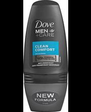 Rulldeodorant Men+Care Clean Comfort 50 ml