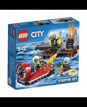Lego City Tuletõrje põhikomplekt 60106