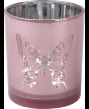 Küünlahoidja Liblikas, roosa