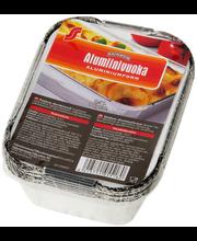 Alumiiniumvorm 0,5 l 8 tk