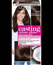 Juuksevärv casting cream gloss 300