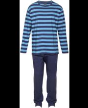 Meeste pidžaama L, sinine/türkiis