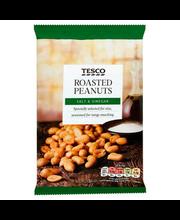 Tesco soola ja veiniäädika maitselised maapähklid 200 g
