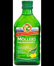 Kalamaksaõli sidrunimaitseline Omega-3 ja vitamiinis A, D, E2...