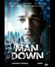 DVD Lahingus langenud/Man down