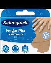 Plaaster Finger Mix 18 tk