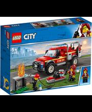 60231 City Tuletõrjeülema auto