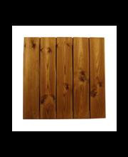 Õueplaat Tammiston Puu, 50 × 50 cm, küllastatud puit