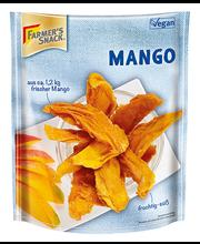 Kuivatatud mango viilud 100 g