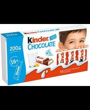 Kinder piimatäidisega piimašokolaad T16 200 g